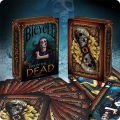 Day of Dead Bicycle playing cards