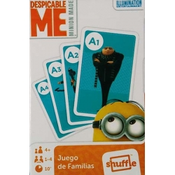 Despicable ME - Minions Shuffle Cards
