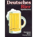 Deutsches Bier Spielkarten - German Beer - Cervezas Alemanas playing cards