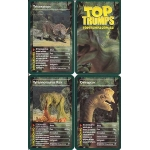 Dinosaurios Top Trumps