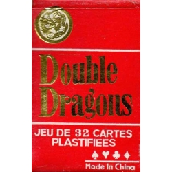 Double Dragons Jeu 32 cartes
