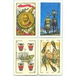 El Quijote - Don Quixote playing cards