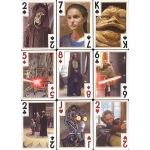 Star Wars - Episode I - The Phantom Menace playing cards