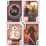 Star Wars Playing Cards Collector's Set - 7 decks + 5 dice