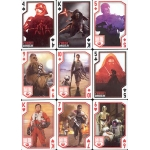Star Wars - Episode VII - The Force Awakens - Tin Box playing cards