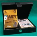 Estuche Polipiel Poker WPT Gold Edition