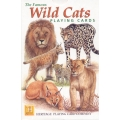 Felinos Exóticos - Wild Cats playing cards