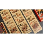 Firecrackers Bicycle playing cards