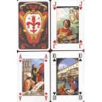 Firenze - Florencia playing cards