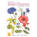 Flores Silvestres - Wild Flowers playing cards