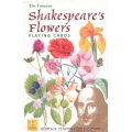 Flores de Shakespeare - Shakespeare's Flowers playing cards