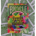 Bicycle Fruit deck playing cards - Baraja Poker Frutas