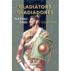 Gladiadores - Gladiators playing cards