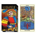 Golden Tarot of Marseille deck Lo Scarabeo - Tarot Dorado Marsella