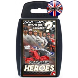 Grand Prix Heroes Top Trumps