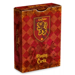 Gryffindor Harry Potter playing cards - Baraja Poker Serie Casas