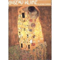 Gustav Klimt playing cards