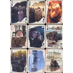 Harry Potter movies 5-8 playing cards