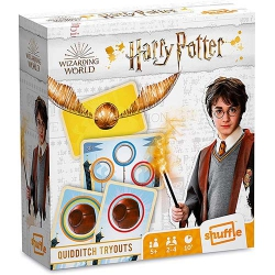 FotoHarry Potter - Juego Quidditch Tryouts - Shuffle Game Cartamundi Multi idiomas Producto Oficial