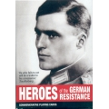 Héroes de la Resistencia Alemana - Heroes of the German Resistance playing cards