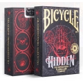 Hidden Bicycle playing cards
