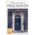 Historia de la Oficina del Primer Ministro - History of teh Office of Prime Minister playing cards