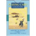 Historia del Vuelo - History of Flight playing cards