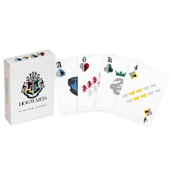 Hogwarts Fantasy Poker Playing Cards