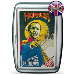 Horror 1 Retro Top Trumps