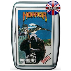 Horror 2 Retro Top Trumps