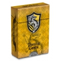 Hufflepuff Harry Potter playing cards - Baraja Poker Serie Casas