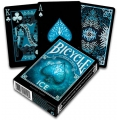 Ice Bicycle elements series playing cards - Baraja Hielo serie elementos
