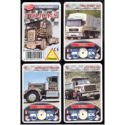 Camiones MegaTrumpf - Trucks playing cards