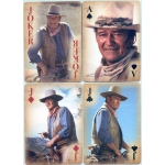Baraja John Wayne playing cards