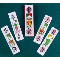 Juego Vietnamita Gavie playing cards