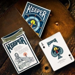 Keeper Blue deck playing cards The Illusionist