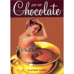 La alegría del Chocolate - Joy of Chocolate playing cards