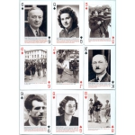La Resistencia Francesa - The French Resistance playing cards
