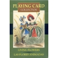 Las Flores Animadas - Living Flowers playing cards