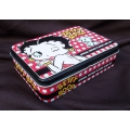 Baraja Betty Boop en lata - Tin playing cards