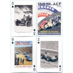 Legends Motor playing cards