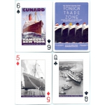 Líneas Marítimas - Ocean Liners playing cards