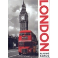 Londres - London playing cards