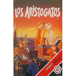 Los Aristogatos Disney Fournier