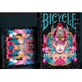 Mad World Bicycle playing cards