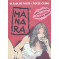 Manara poker playing cards Fournier