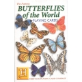 Mariposas del Mundo - Butterflies playing cards