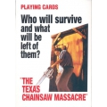 Baraja La Matanza de Texas - The Texas Chainsaw Massacre playing cards