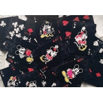 Vintage Minnie Mouse Poker playing cards