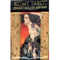 Tarot Mini dorado Klimt - Pocket Gold Edition